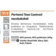 Portwest Texo Contrast munkakabát