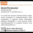 Dermi Pro kesztyű
