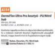 DermiFlex Ultra Pro kesztyű - PU/Nitril hab