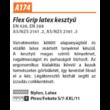 Flex Grip latex kesztyű