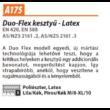 Duo-Flex kesztyű