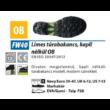 Limes túrabakancs