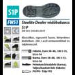 Steelite Dealer védőbakancs S1P