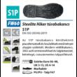 Steelite Hiker túrabakancs S1P