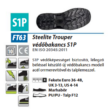 Steelite Trouper védőbakancs S1P