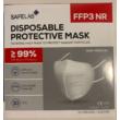 FFP3 egészségügyi Szájmaszk - Légzésvédő maszk