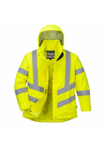 Ladies Hi-Vis Winter Jacket
