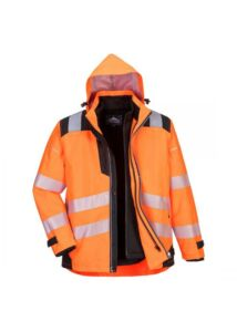 PW3 Hi-Vis 3-in-1 kabát