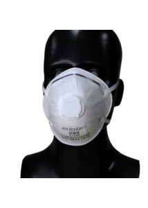 5110V FFP2 maszk szeleppel