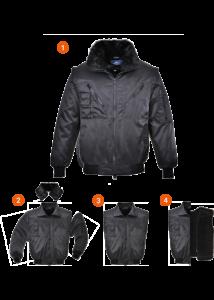 Pilóta kabát