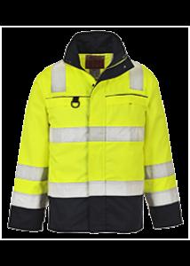 HiVis Multi-Norm kabát