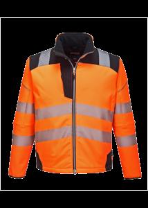 PW3 Hi-Vis Softshell kabát