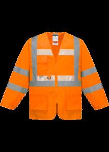 Glowtex vezetői kabát