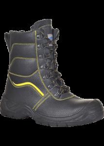 Steelite szőrmebéléses védőbakancs S3 CI
