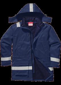 FR Anti-Static téli kabát