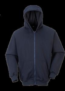 FR kapucnis pulóver