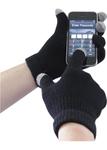 Touchscreen kötött kesztyű - Extra akció