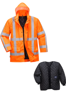 RWS Traffic kabát