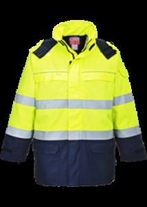 Bizflame Multi Arc láthatósági kabát