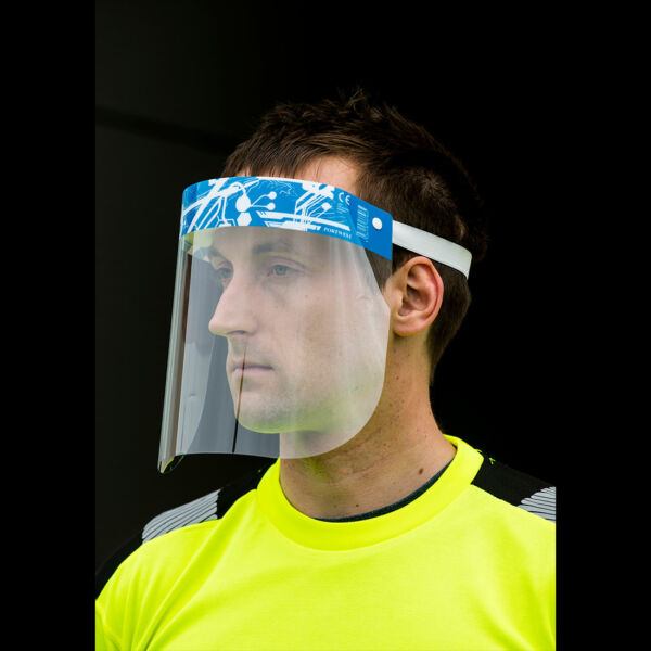 250 Micron APET Foam arcvédő