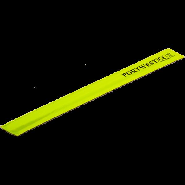 Fényvisszaverő csuklópánt 41 x 4cm (50 db)