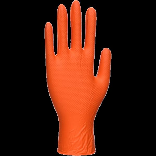Orange HD egyszerhasználatos kesztyű (100db) (100 db)