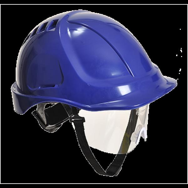 Endurance Plus védősisak védőszemüveggel - Extra akció
