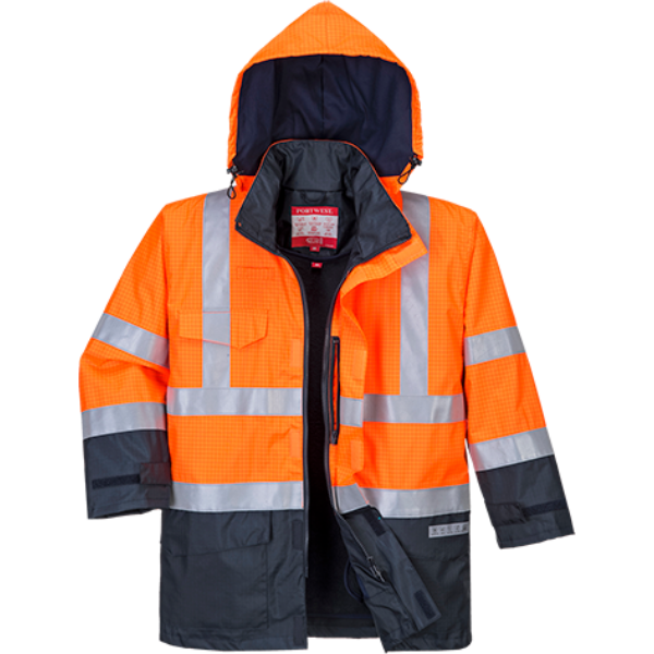 Hi-Vis Multi-Protection kabát