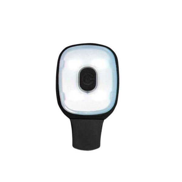 USB újratölthető LED lámpa akasztóval