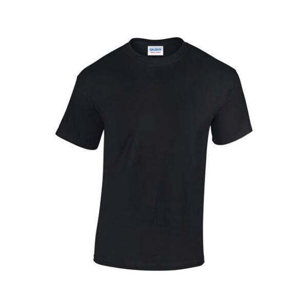 HEAVY Környakas póló 180 g