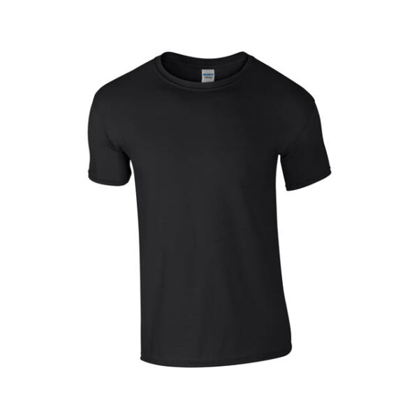 Softstyle Környakas póló 153 g