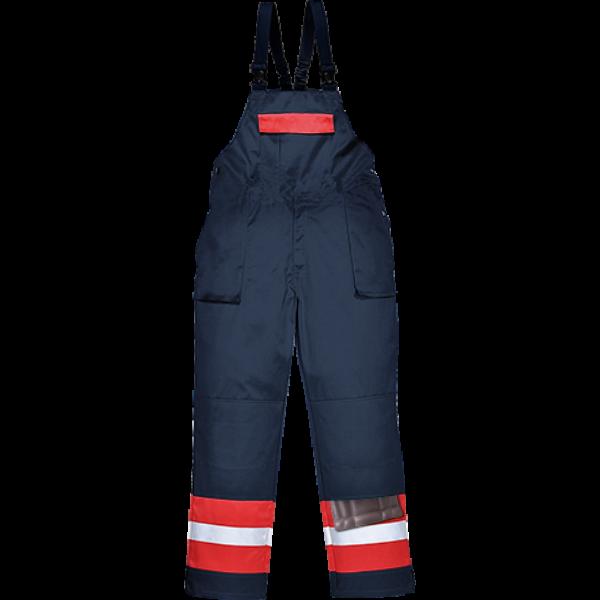 Bizflame Plus kantáros nadrág