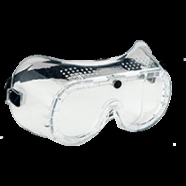 Direkt ventilációs védőszemüveg